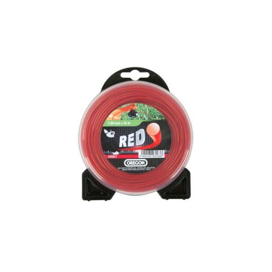 Ryobi EBC1040 1.6mm x 15m Oregon Red Strimmer Line/Cord Spare Part
